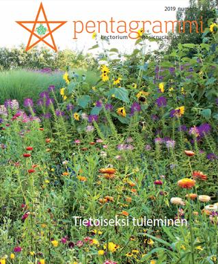 Pentagrammi_4-2019 Tietoiseksi tuleminen
