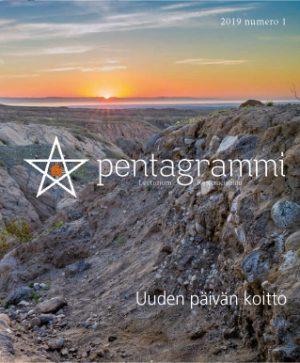 Pentagrammi_1-2019 Uuden päivän koitto
