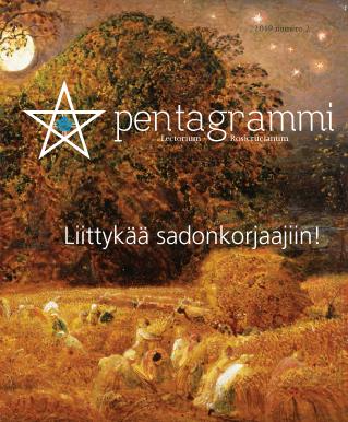 Pentagrammi_2-2019 Liittykää sadonkorjaajiin!